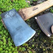 Plumb Vintage Felling Axe - Restored
